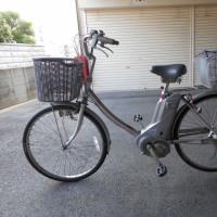 自転車 バルブの交換