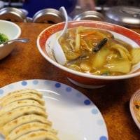 餃子センター餃子と中華風カレー (広島市流川)
