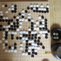 新春  初囲碁観戦