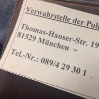 ミュンヘンでレッカーされた時の罰金やら