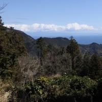 満観峰から鞍掛峠を経由して高草山へ