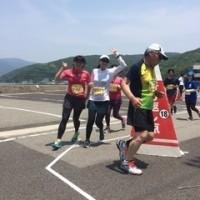 5年ぶりの小豆島オリーブマラソン♪