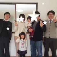 井上さんお家の完成おめでとうございます!