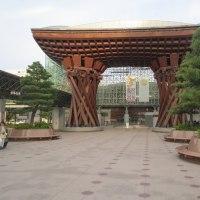本屋親父のつぶやき10月22日 朝の散歩で金沢駅へ