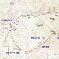 湯殿山1周コース 2017.03.26