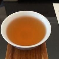 1月の中国茶会