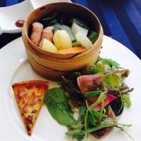 HOTEL seashore RESORTの朝食☆