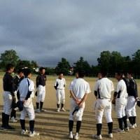 7月24日 第2回練習(練習試合)
