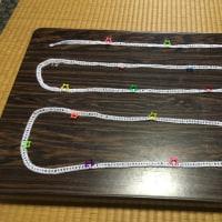 レース編み2段目