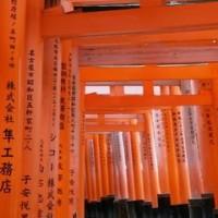 三十三間堂と伏見稲荷神社