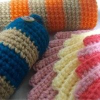 編み物シーズン到来。