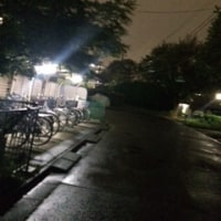 古民家の夜