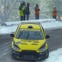 DiRT Rally ダートデイリーライブ(三菱Lancer モナコ)