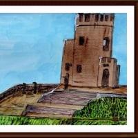 愛蘭土旅行シリーズ その30 モハーの断崖に建つオブライアンの塔
