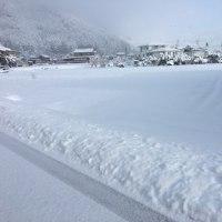 ◯丹波市 日曜日の雪◯