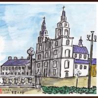 ベラルーシ・ウクライナ・モルドバ旅行シリーズ (2)聖霊大聖堂