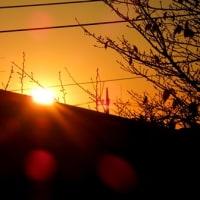 日の出と日の入り