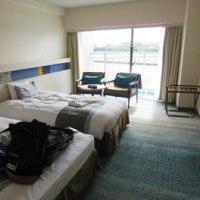 観光なしの沖縄旅行(その1)