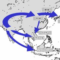 世界の宗教(東南アジアでの仏教)