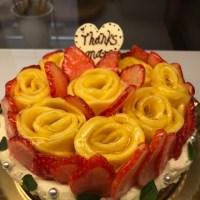 母の日限定♡特別ケーキ
