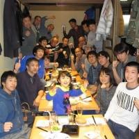 中学部の卒業祝い 兼 横須賀支部懇親会