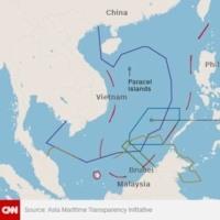 中国、南シナ海に地対空ミサイル配備施設を建設か