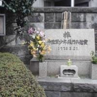 (27)陸軍少年飛行兵慰霊碑