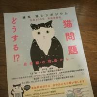 第2回練馬猫シンポジウムへいってきました〜