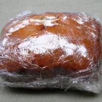 ドライフルーツ入りのパウンドケーキ