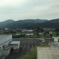 矢田丘陵→名古屋