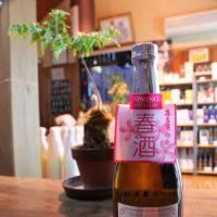喜多屋 特別純米酒 春酒 夢一献入荷。