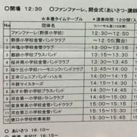 第15回奈良県小学校オータムフェスティバル