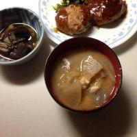 昨日(10/15)の夕定食でございます🤗