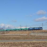 12月29日~31日撮影 東線貨物2080レと2084レと5460レより
