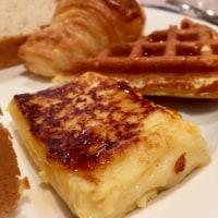 ホテルのフレンチトースト