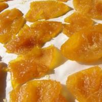 柚子のピール三種作り分け