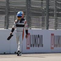 アロンソ、今季4度目のリタイアに意気消沈。F1パワーユニットのERS関係のトラブルとチームが発表