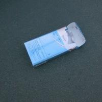たばこの空箱2個、収集 レジ袋でゴミ拾い&街美化とパトロール