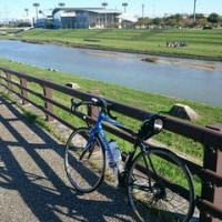 自転車通勤(12.37キロ走りました。)
