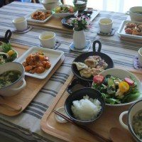 6月の家庭料理コース
