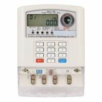 SINGLE-PHASE KEYPAD PREPAID ENERGY METER DDSY1398