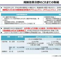 規制制度改革ワーキングチームの 取組状況について(H29.3.10)