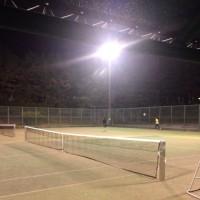 士業の方々とナイターテニス&忘年会でした■■