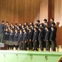 3月16日 合唱コンクール