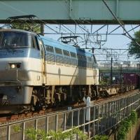 2017年4月28日 東海道貨物線 東戸塚 EF66-107 5094レ
