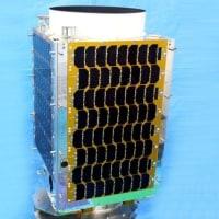 キヤノン電子は同社初の超小型人工衛星を打ち上げ