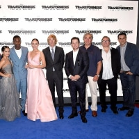 ロンドンプレミアを終え、いよいよアメリカ(他各地)では「Transformers:The Last Knight」が公開へ!
