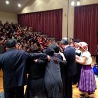 ユ ヌール ドゥ シャンソン クリスマスコンサート in岡垣サンリーアイ