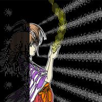 スリットアニメーション「やまとなでしこ」(スキャニメーション)