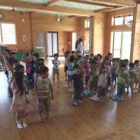 遠足集会(3歳以上児クラス)